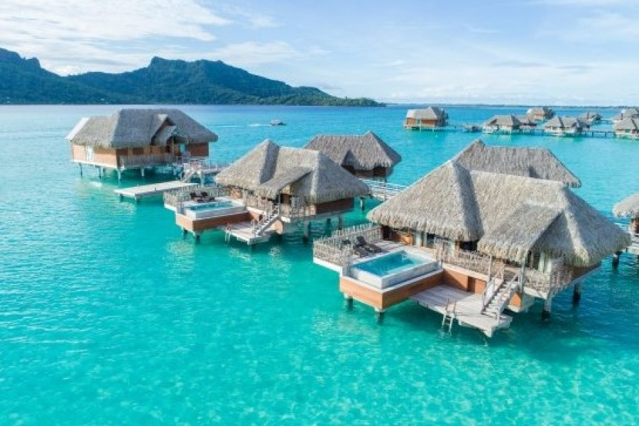 InterContinental Bora Bora & Thalasso Spa 5*