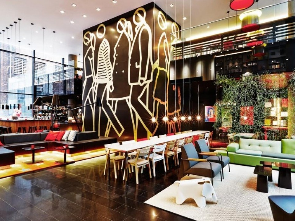 citizenM New York Times Square 4*