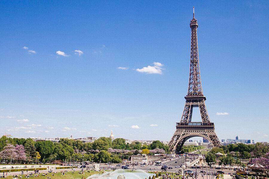 ZAGREB - PARIS